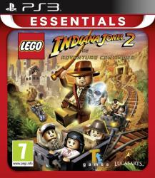 LucasArts LEGO Indiana Jones 2 The Adventure Continues [Essentials] (PS3)