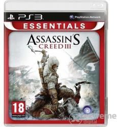 Ubisoft Assassin's Creed III [Essentials] (PS3)