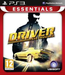 Ubisoft Driver San Francisco [Essentials] (PS3)