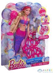 Mattel Barbie - Buborékfújó csodasellő Barbie (CFF49)