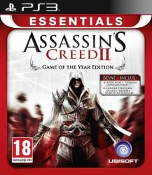 Ubisoft Assassin's Creed II [Game of the Year Edition-Essentials] (PS3)