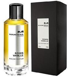 Mancera Roses Vanille EDP 120ml