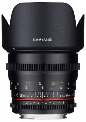 Samyang 50mm T1.5 AS UMC VDSLR (Nikon)