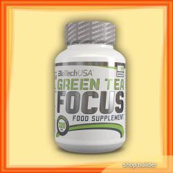 BioTechUSA Green Tea Focus kapszula - 90db