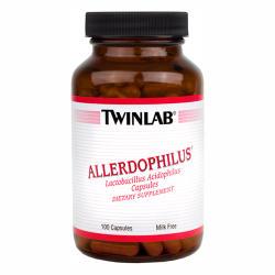 Twinlab Allerdophilus - 100db