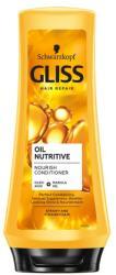 Gliss Kur Oil Nutritive Hajregeneráló Balzsam 200ml