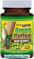 VitalHerb Zöld kávé kivonat kapszula - 60 db