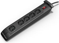 CyberPower 5 Plug Switch (SB0501BA-DE)