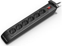 CyberPower 6 Plug Switch (SB0601BA-DE)