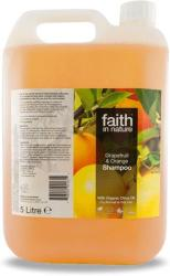Faith in Nature Grapefruit és narancs sampon 5000ml
