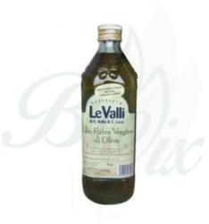Le Valli Extra szűz olivaolaj (zöld) - 1000ml