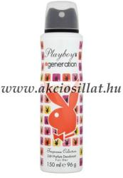 Playboy Generation for Her (Deo spray) 150ml