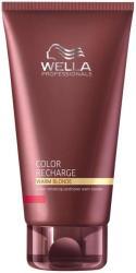 Wella Color Recharge Színfelfrissítő Balzsam Meleg Szőke Hajra 200ml