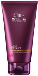 Wella Color Recharge Színfelfrissítő Balzsam Barna Hajra 200ml