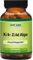 Supherb Kék-Zöld alga kapszula - 72 db