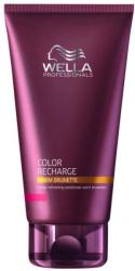 Wella Color Recharge Színfelfrissítő Balzsam Meleg Barna Hajra 200ml