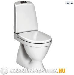 Alföldi Melina Monoblokkos Mélyöblítésű Alsó Kifolyású Kombipack WC Tartály Ülőke (5500 V2 R1)