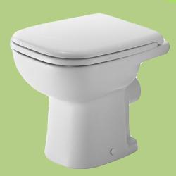 Duravit D-code Hátsókifolyású Mélyöblitésű WC (210809)