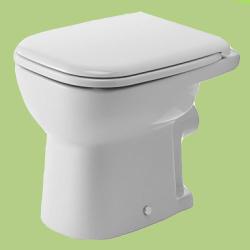 Duravit D-code Hátsókifolyású Laposöblítésű WC (210909)