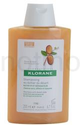 Klorane Dattier sampon sivatagi datolya kivonata (Nutritive and Reparative Shampoo with Desert Date) 200ml