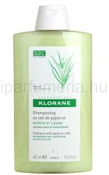 Klorane Papyrus sampon száraz és rakoncátlan hajra (Nourishing and Smoothing Shampoo) 400ml