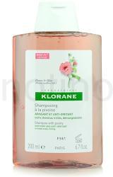 Klorane Pivoine de Chine nyugtató sampon érzékeny bőrre (Shampoo with Peony) 200ml