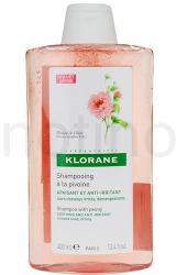 Klorane Pivoine de Chine nyugtató sampon érzékeny bőrre (Shampoo with Peony) 400ml