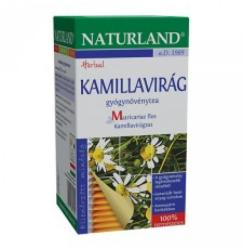 Naturland Kamilla Tea 25 Filter
