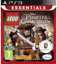 Disney LEGO Pirates of the Caribbean The Video Game [Essentials] (PS3)