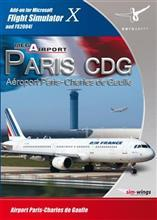 Aerosoft Flight Simulator Mega Airport Paris CDG (PC)
