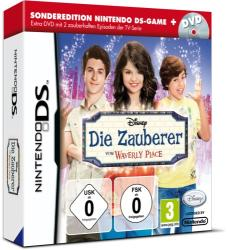 Disney Wizards of Waverly Place [DVD Bundle] (Nintendo DS)