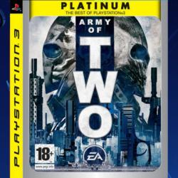 Electronic Arts Army of Two [Platinum] (PS3)