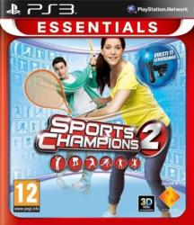 Sony Sports Champions 2 [Essentials] (PS3)