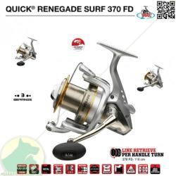 D.A.M. Quick Renegade Surf FD 370 (1127 370)