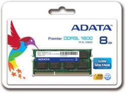 ADATA 8GB DDR3 1600MHz ADDS1600W8G11-S