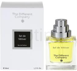 The Different Company Sel de Vetiver EDP 50ml