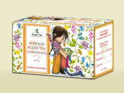 Mecsek-Drog Kft Köhögés Elleni Tea Gyermekeknek 20 Filter