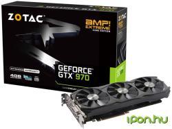 ZOTAC GeForce GTX 970 AMP! Extreme Core Edition 4GB GDDR5 256bit PCIe (ZT-90107-10P)