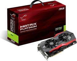ASUS GeForce GTX 980 4GB GDDR5 256bit PCIe (MATRIX-GTX980-P-4GD5)