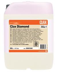 CLAX Diamond 3GL1 Folyékony Mosószer Keményvizes Technológiákhoz 2 L