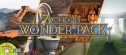Asmodee 7 Wonders - Wonder Pack (kiegészítő csodák)