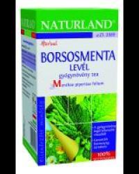 Naturland Borsosmentalevél Tea 25 Filter