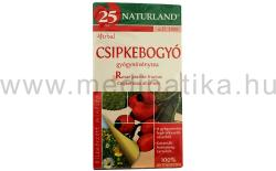 Naturland Csipkebogyó Tea 25 Filter