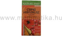 Naturland Csipke-hibiszkusz Tea 20 Filter