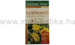 Naturland Salaktalanító Plusz Teakeverék 20 Filter