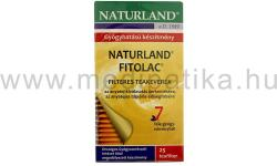 Naturland Fitolac Tea 25 Filter
