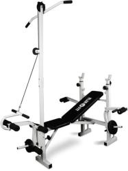 KLARFIT Multi Gym Weight Bench (FIT-HB2RT)