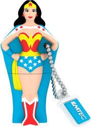 EMTEC Wonder Woman SH101 8GB USB 2.0 ECMMD8GSH101