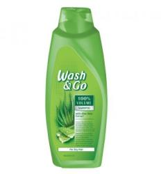 Wash&Go Aloe Vera sampon 750ml