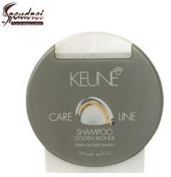 Keune Care Golden Blonde sampon 250ml